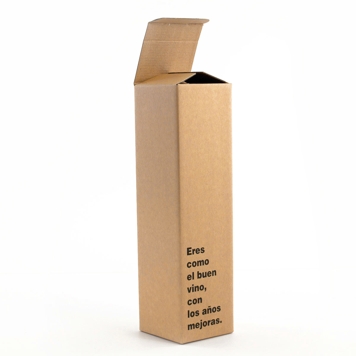 c94bd2aa2 Caja para 1 botella - Kraft